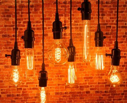 светильники-лофт