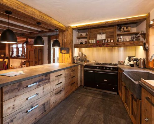 кухня-дерево-в-эко-стиле