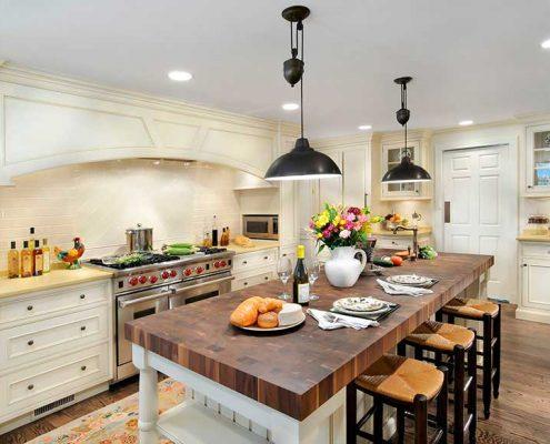 кухня-прованс-светильники