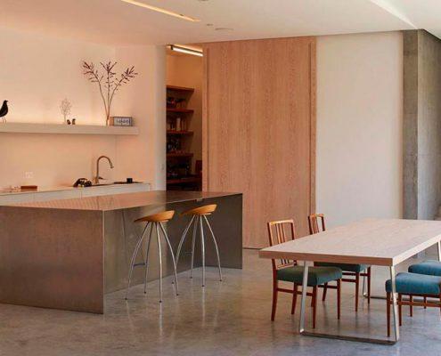 дизайн-кухни-студии-минимализм