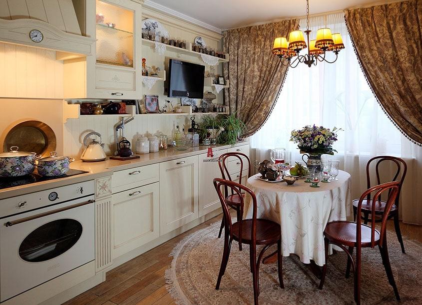 кухня-прованс-декор