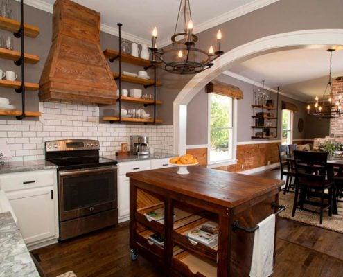 кухня-столовая-в-эко-стиле