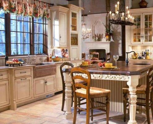 дизайн-кухни-в-английском-стиле