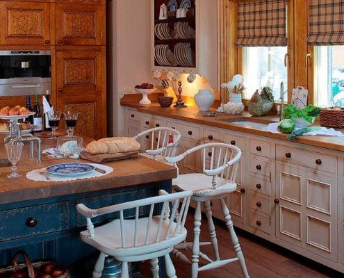 кухня-в-английском-стиле-в-доме