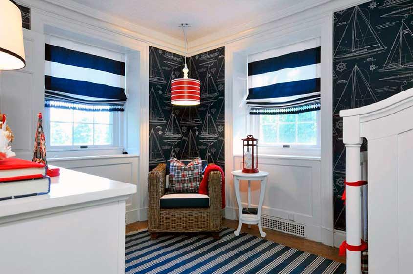 стены-на-кухне-в-морском-стиле