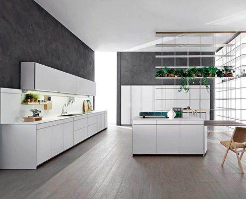 белая-кухня-на-сером-фоне