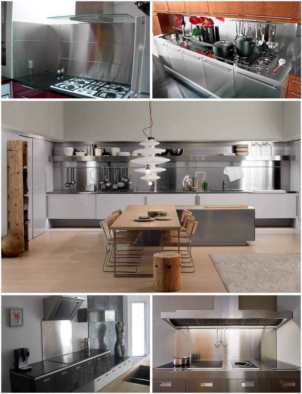 кухонные-фартуки-металл