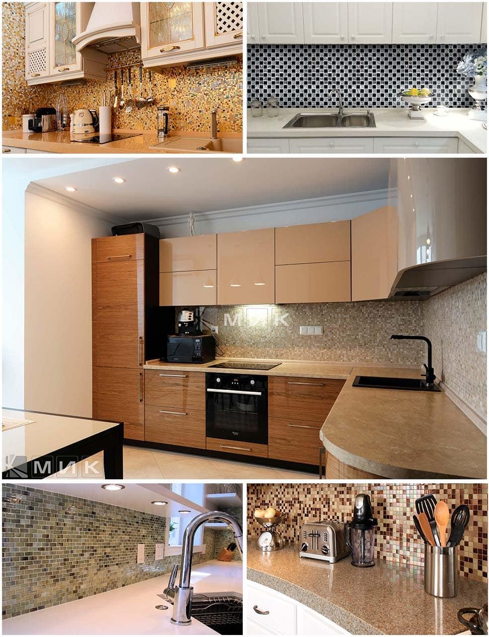 кухонные-фартуки-мозаика