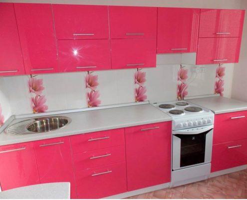 бюджетная-розовая-кухня