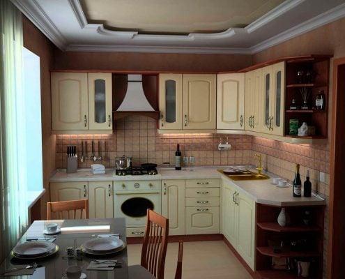 кухня-9-кв-м-мдф