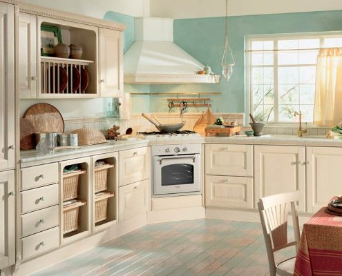 белая-кухня-в-частном-доме