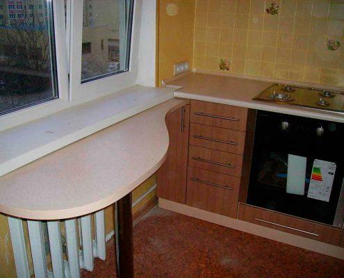 подоконник-маленькая-кухня