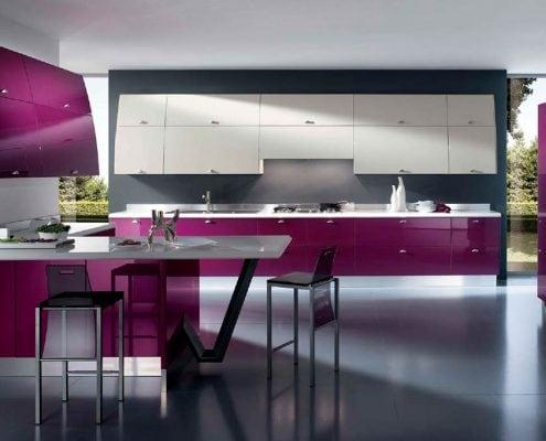 кухня-в-фиолетовых-тонах