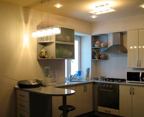 маленькие-кухни-дизайн-фото