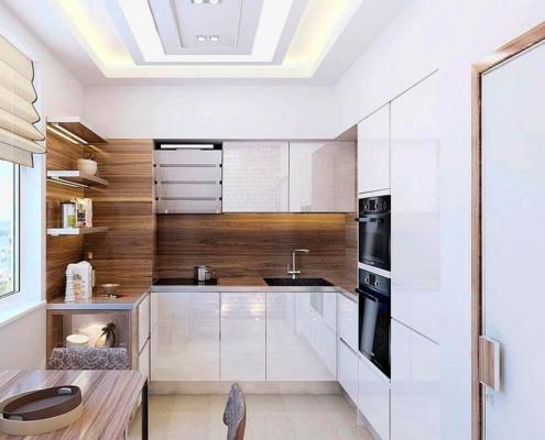 маленькие-кухни-модерн
