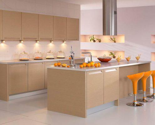 бежевый-цвет-кухни-фото