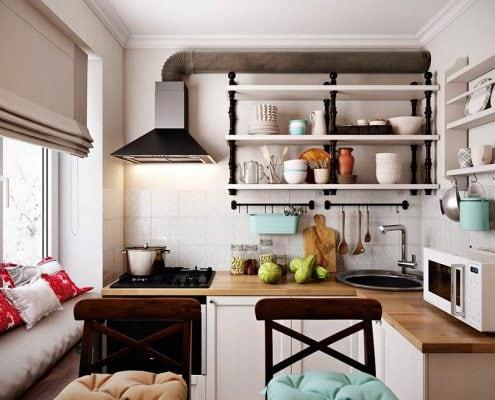 римские-шторы-на-маленькой-кухне