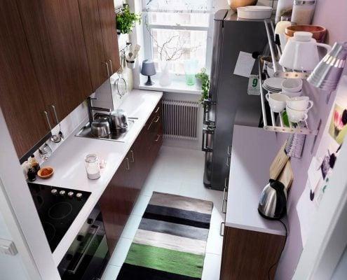 маленькая-кухня-фото-в-интерьере