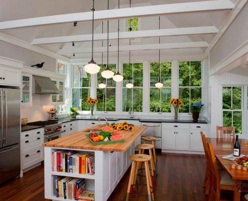 интерьер-кухни-в-частном-доме