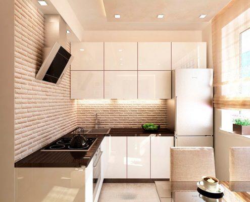 маленькая-кухня-минимализм