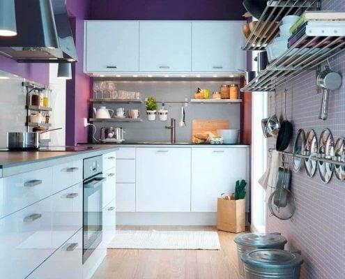маленькая-узкая-кухня