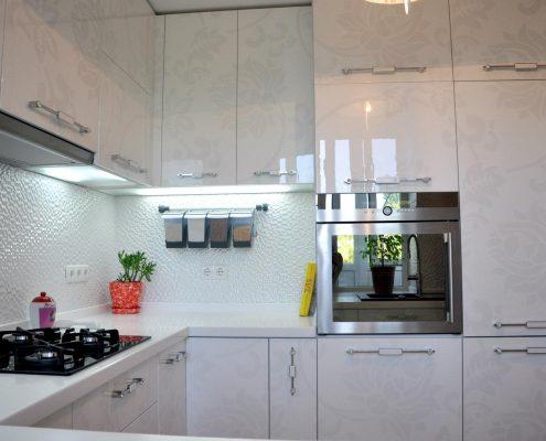 п-образная-кухня-в-интерьере