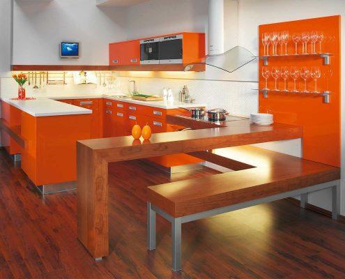 п-образная-кухня-в-стиле-модерн