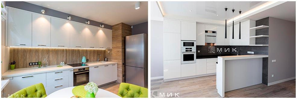 кухни-мдф-белые
