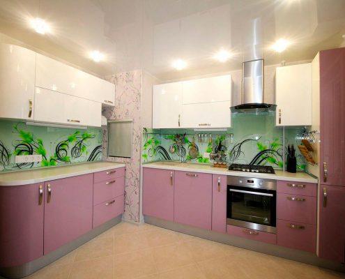 кухни-мдф-краска