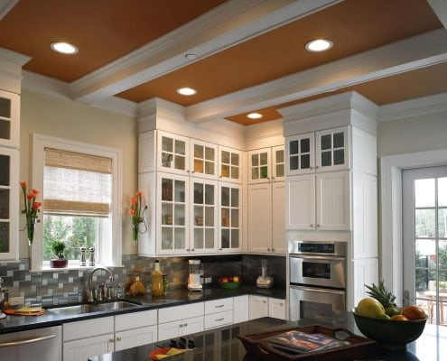 кухни-под-потолок-классика