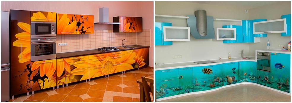кухня-аэрография