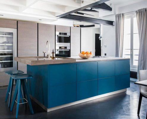 кухня-без-навесных-шкафов-фото