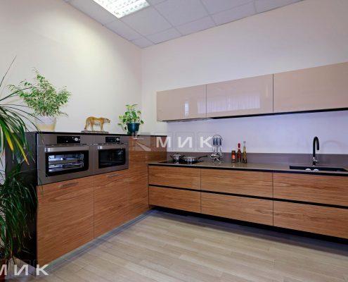 кухня-без-ручек-фото