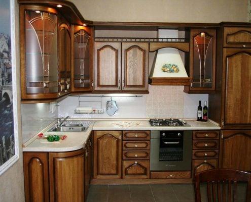 кухня-из-массива-в-интерьере