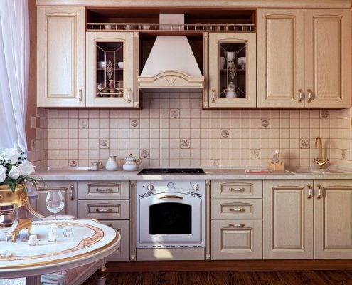 кухня-под-дерево-светлая