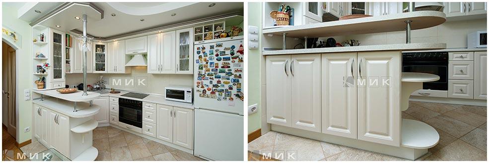 кухня-с-крашенными-деревянными-фасадами