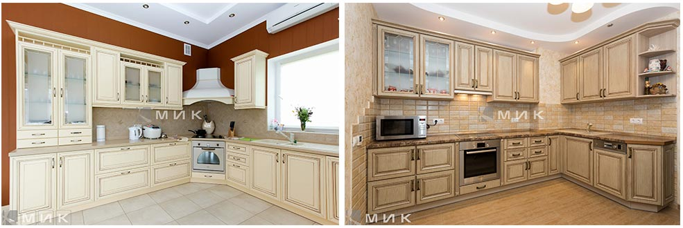 кухня-с-патинироваными-фасадами
