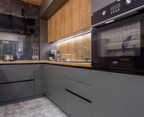 кухонный-гарнитур-2017-с led подсветкой