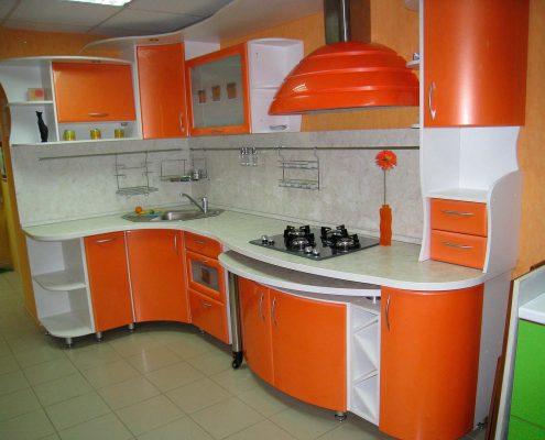 матовые-крашеные-фасады-для-кухни
