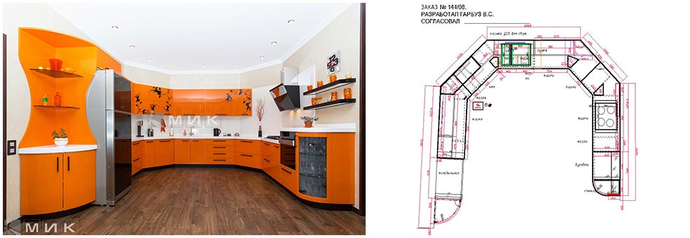 планировка-большой-кухни