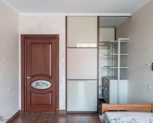 шкафы-купе-с гардеробной системой