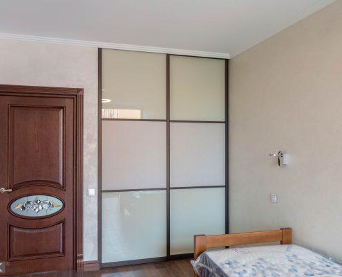 шкафы-купе-комбенированные дверии