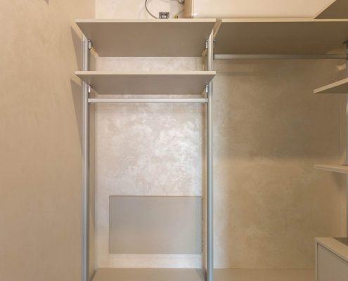 Алюминиевая гардеробная система
