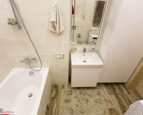 Белая-мебель-в-ванную-комнату-из-крашенного-МДФ-1001
