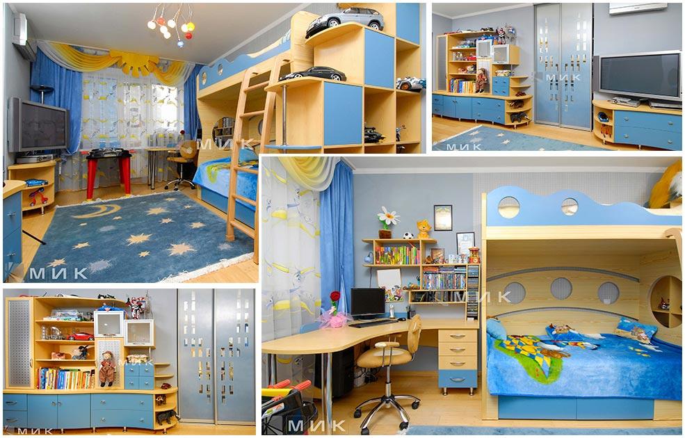 детская-мебель-для-мальчика-на-фото