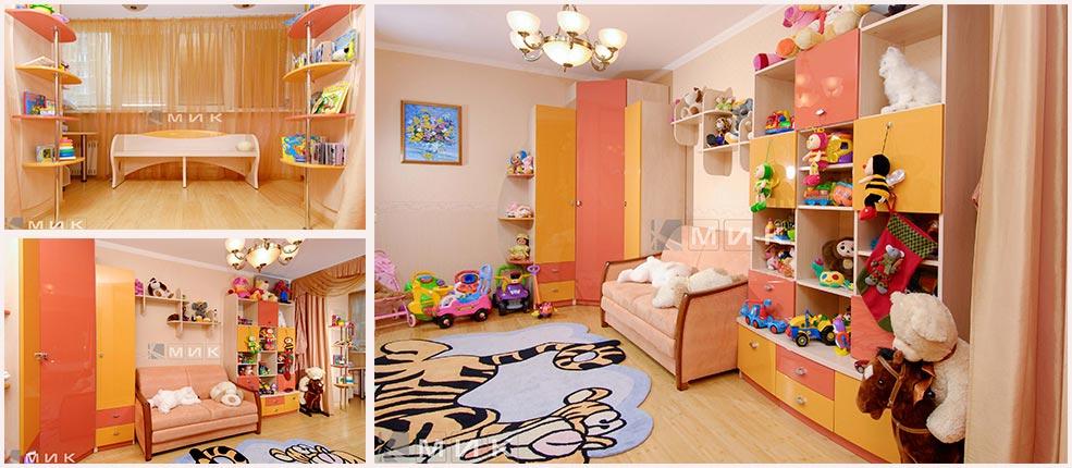 детская-мебель-в-оранжевом-цвете