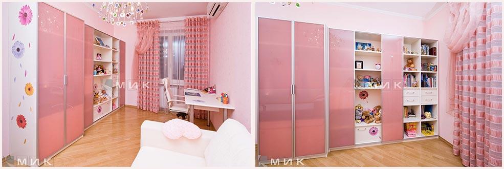 детская-мебель-в-розовом-цвете