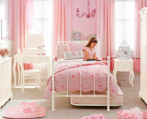 мебель-детская-для-девочки-фото