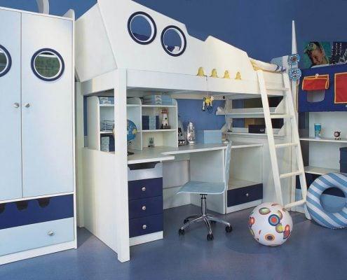мебель-для-мальчика-в-морском-стиле