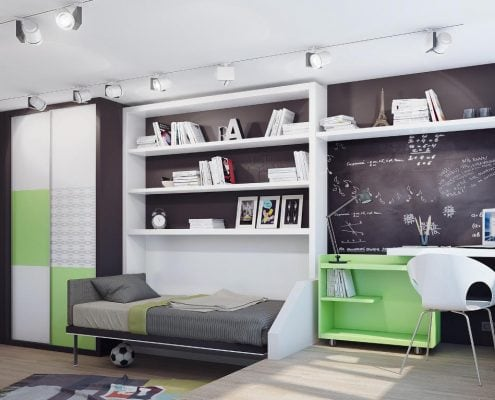 мебель-в-детскую-для-подростка-фото